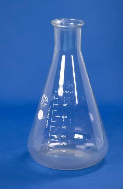 Matraz Erlenmeyer Tp Laboratorio Químico
