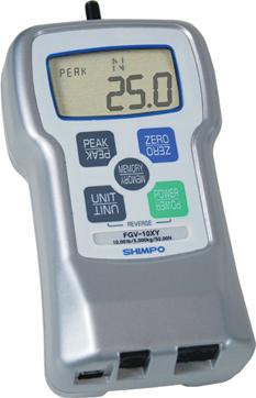 Dinamómetro eléctrico